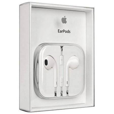 Fone De Ouvido Apple Earpods P2 Iphone 6 6S 5 4S 4