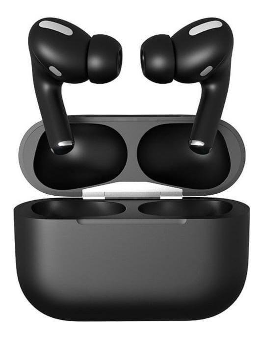 Fone de ouvido i13 pro black tws bluetooth com case de transporte