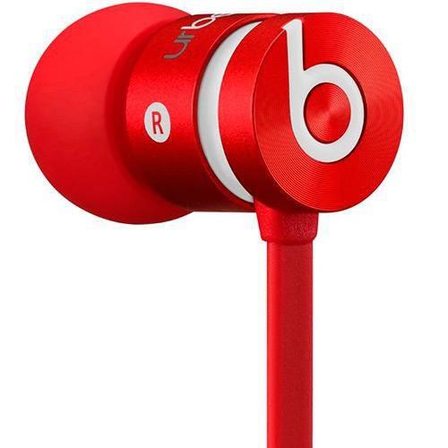 Fone de Ouvido Intra-auricular urBeats Vermelho - Beats by Dr. Dre