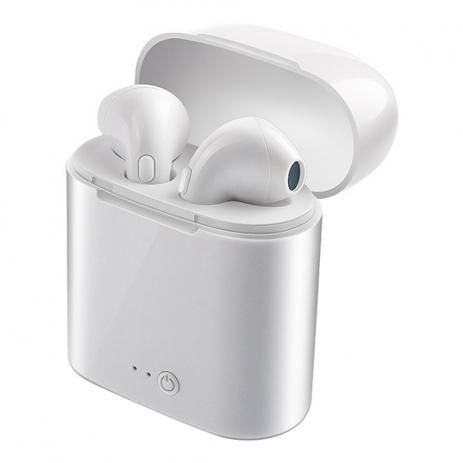 Fone I7s Bluetooth Tws 4.2 Airpods, Iphone 5, iphone 6, iphone 7, iphone 8, iphone X