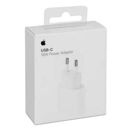 Fonte 18W USB-C Pra iPhonee X, XR, 11 e 12