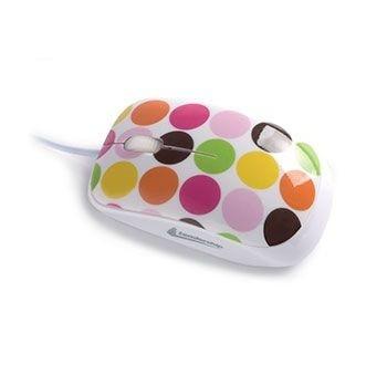 Mini Mouse Ball Retrô USB Leadership - 3413