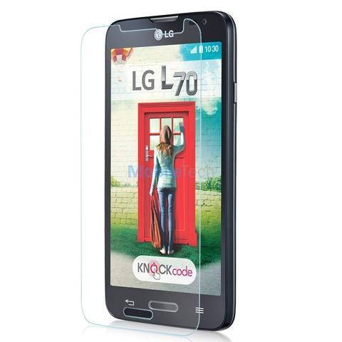 Película de Vidro Temperado para Smartphone LG L70