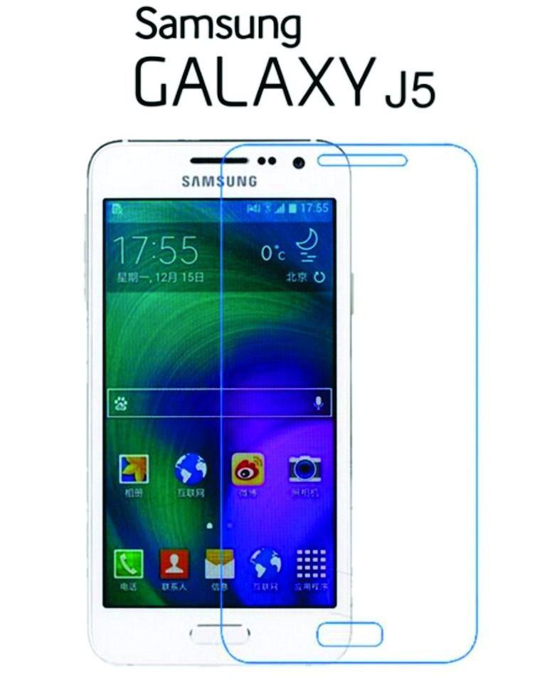 Película de Vidro Temperado para Smartphone Samsung Galaxy J5