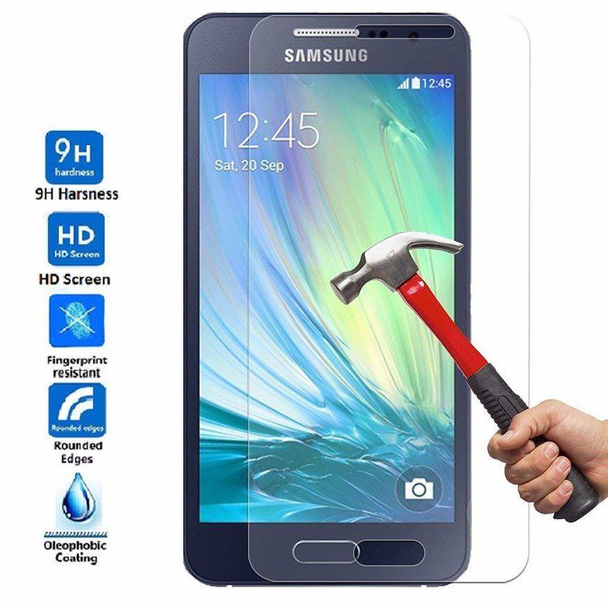 Película de Vidro Temperado para Smartphone Samsung Galaxy J7
