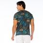 Camiseta Básica Adulto Mico-Leão-Dourado e Araras