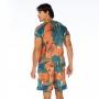 Camiseta Básica Adulto Tropical