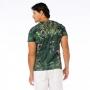 Camiseta Básica Adulto Tucaninhos e Folhagens