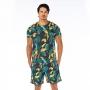 Camiseta Básica Adulto Tucano com Folhas
