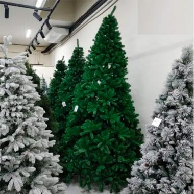 Árvore de Natal 2.583 Galhos 3m Verde - RIO MASTER