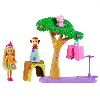 Barbie Dream House Festa Na Selva - MATTEL
