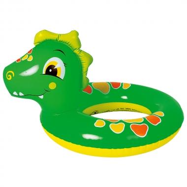 Bóia De Cintura Dinossauro - Dm Toys