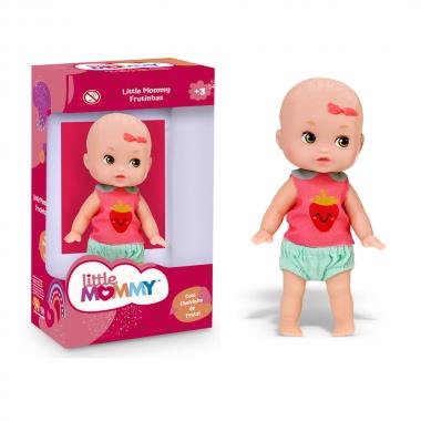 Boneca Mini Little Momny Morango - PUPEE
