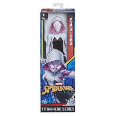 "Boneco Titan Hero Ghost Spider 12"" - HASBRO"