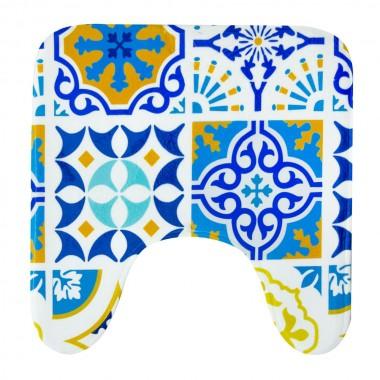 Kit De 3 Peças Para Banheiro Azulejo - Yin's Home Sortido