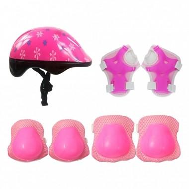 Kit Radical Plus Infantil - Dm Toys Pink