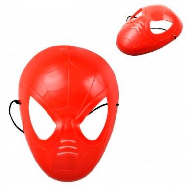 Mascara Ninja Vermelha Le Plastic