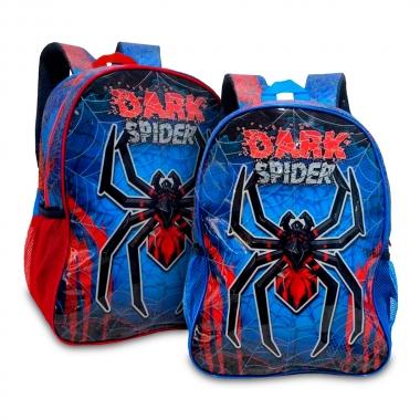 "Mochila Dark Spider 16"" Costas - Clio"