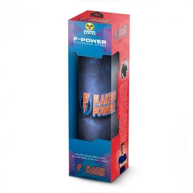 Mousepad Gamer 360X300mm Power Speed - ELG