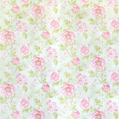 Papel De Parede 45x200cm Flores