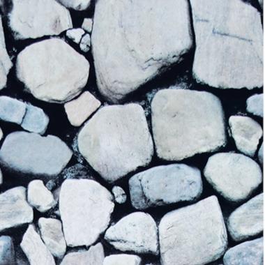 Papel De Parede 45x500cm Pedras