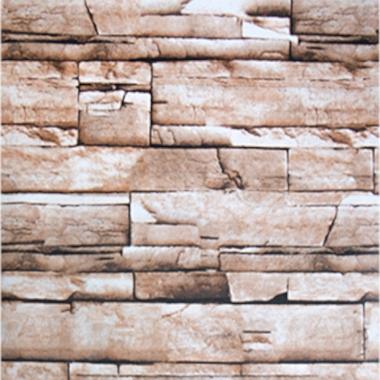 Papel De Parede 45x500cm Pedras Horizontais