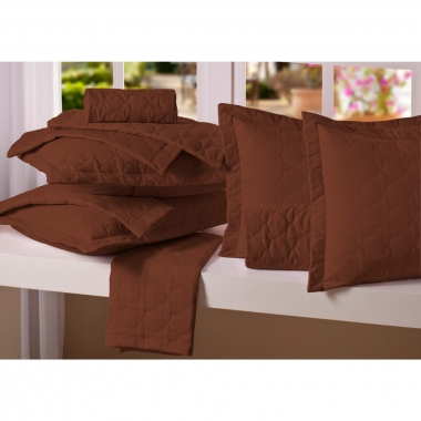 Porta Travesseiro Liso - Arte E Cazza