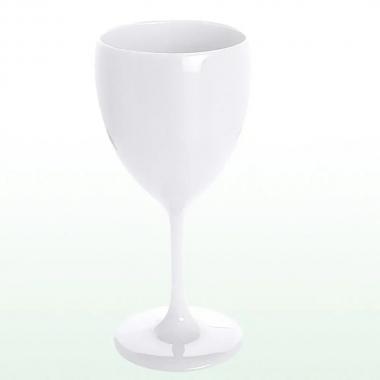 Taça Para Vinho Sensação BRANCO - PLASTIFESTA
