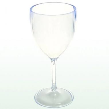Taça Para Vinho Sensação Cristal - PLASTIFESTA