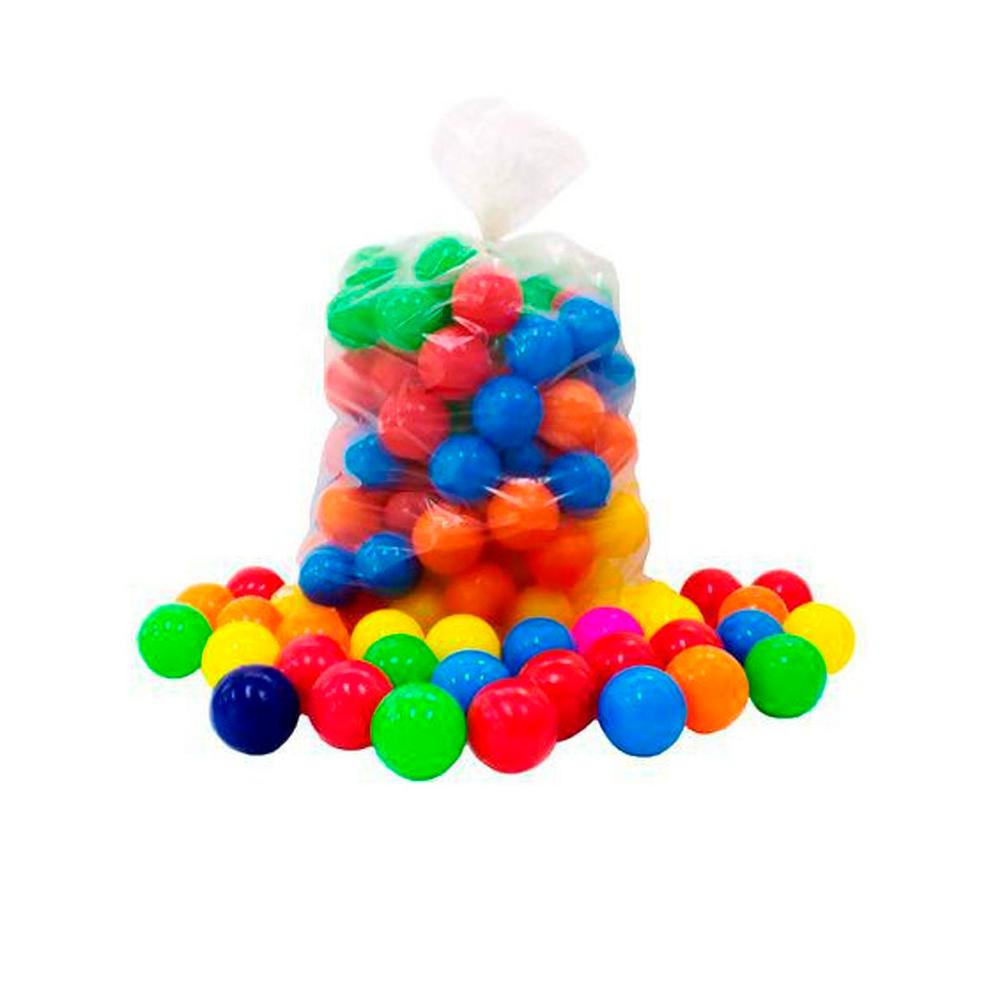 Bolinhas Coloridas com 50 unidades - MARIPLAST