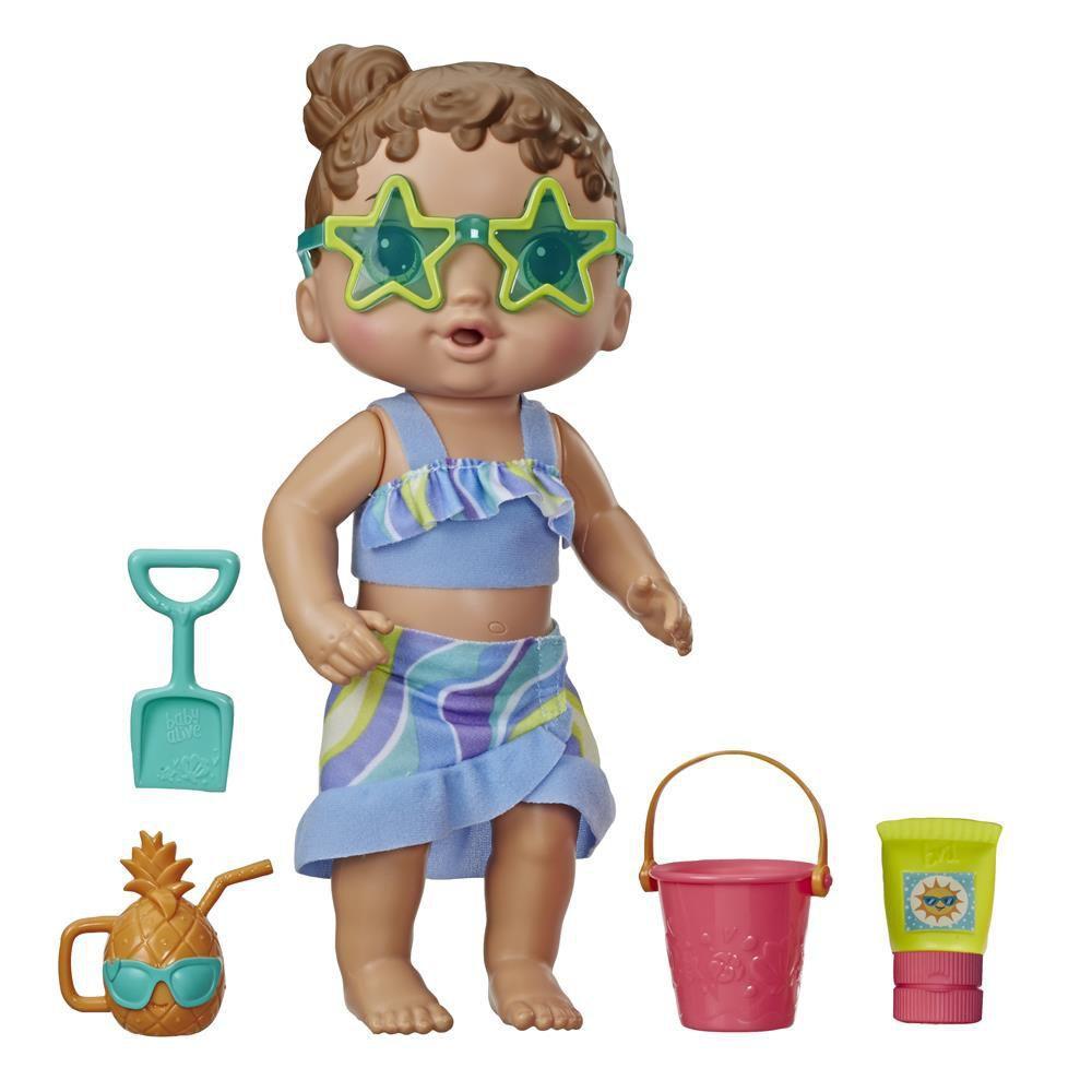 Boneca Baby Alive Praia Sort Hasbro