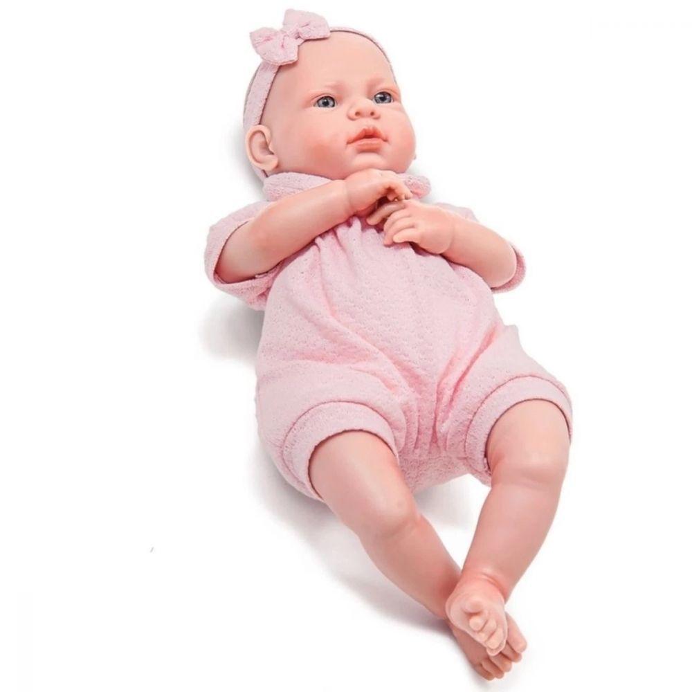 Boneca Bebê Real Sons De Bebê