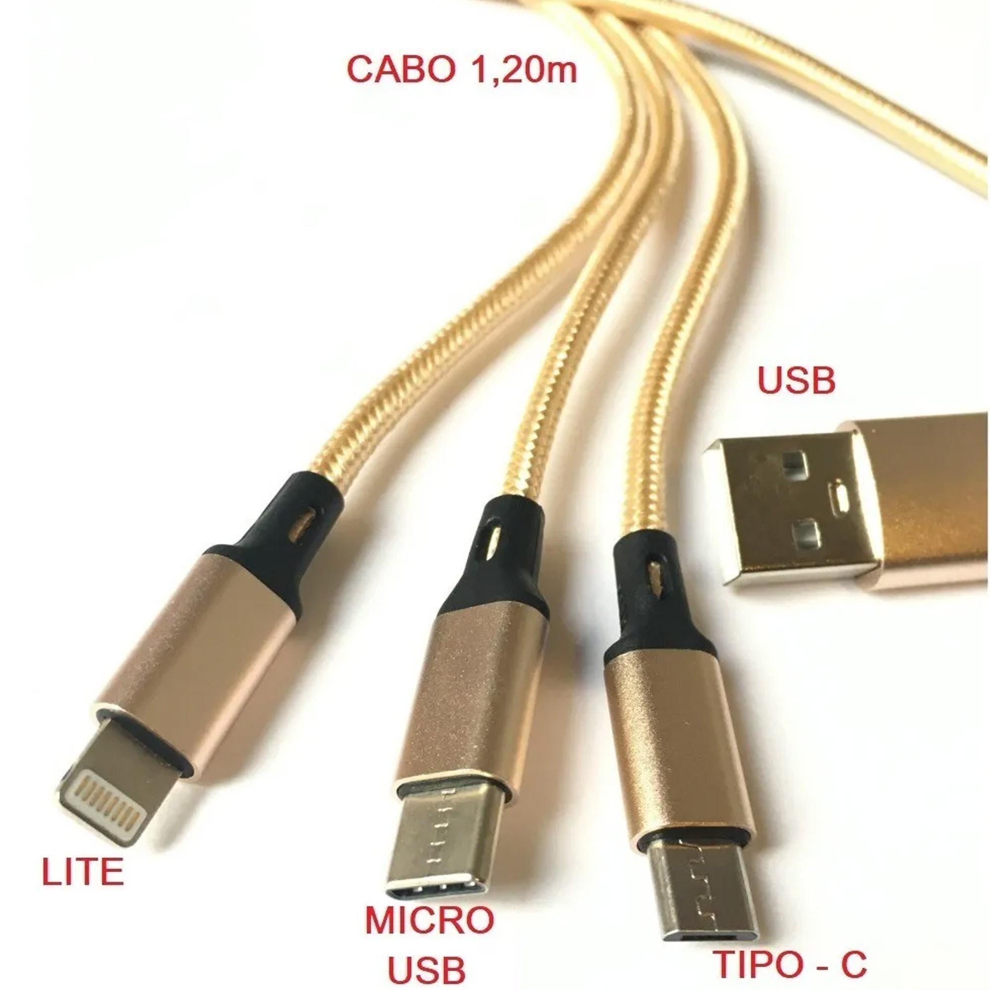 CABO USB 3 E 1 - MBTECH