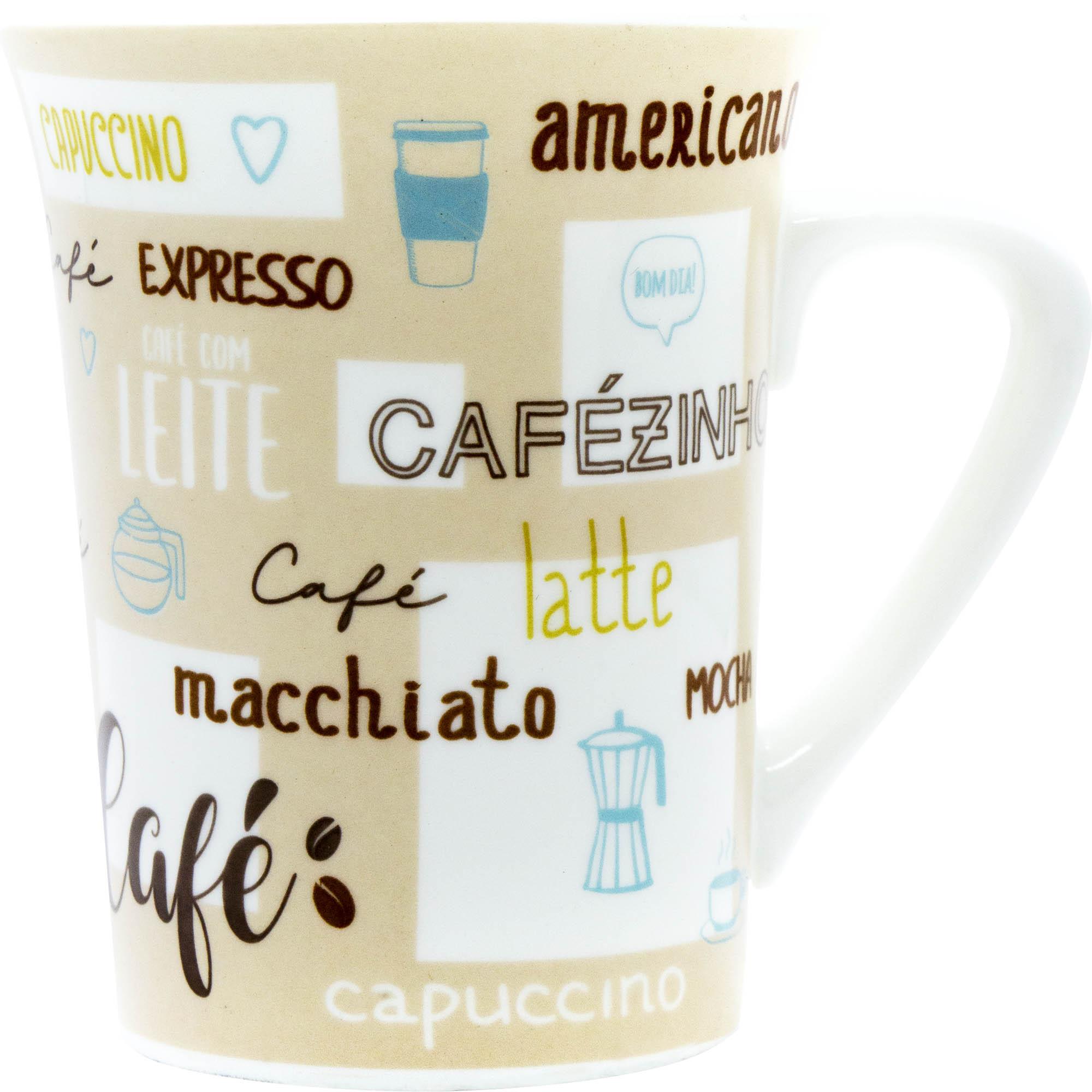 CANECA CAFÉ 330ML - YIN'S HOME