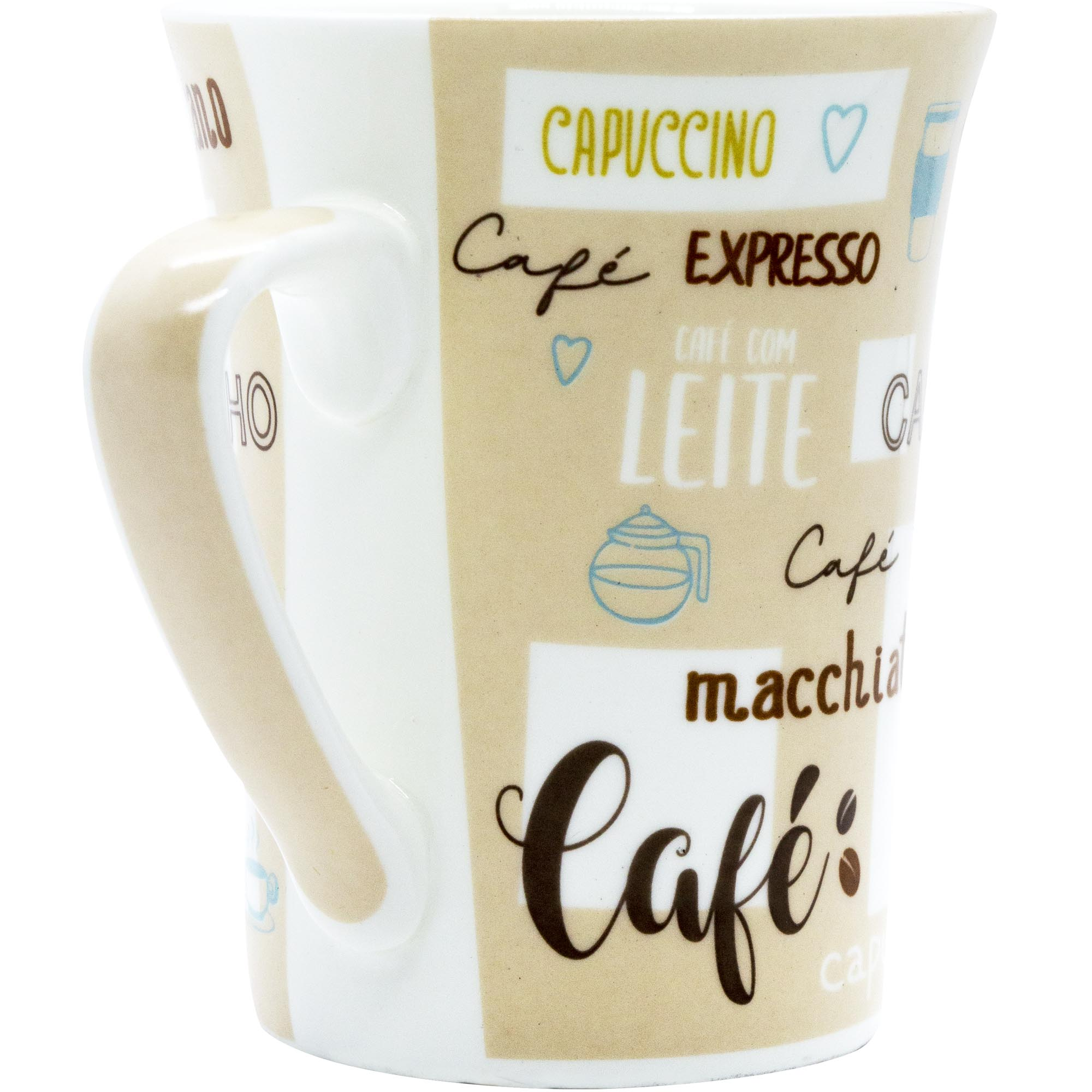 Caneca Café 330ml-Yin's Home