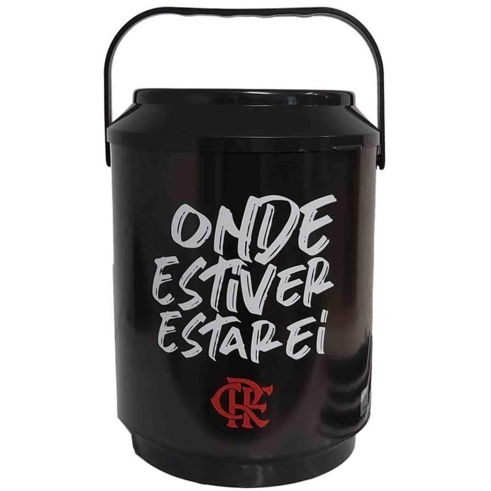 Cooler 10 Latas Flamengo - Cebola