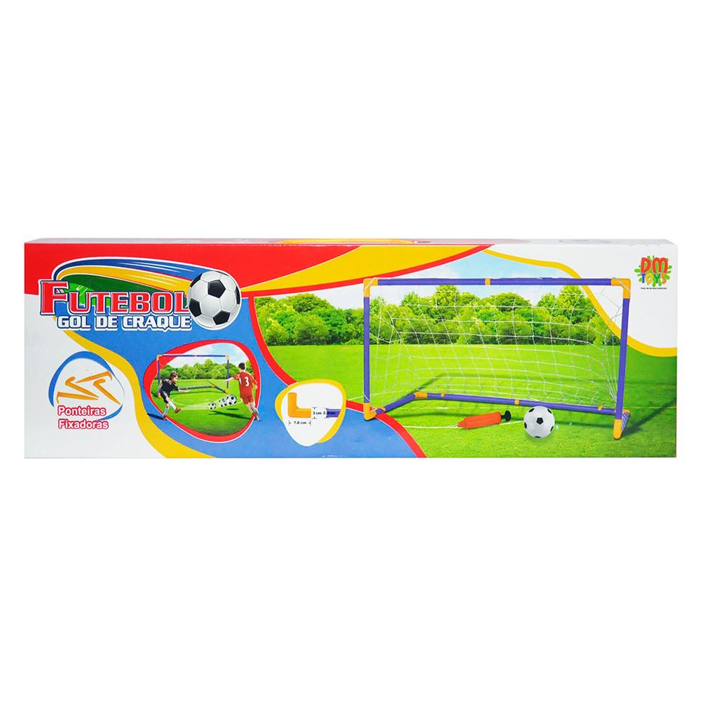 Futebol Gol De Craque - Dm Toys