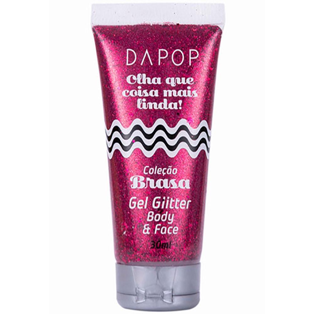 GEL GLITTER - DAPOP COR 02