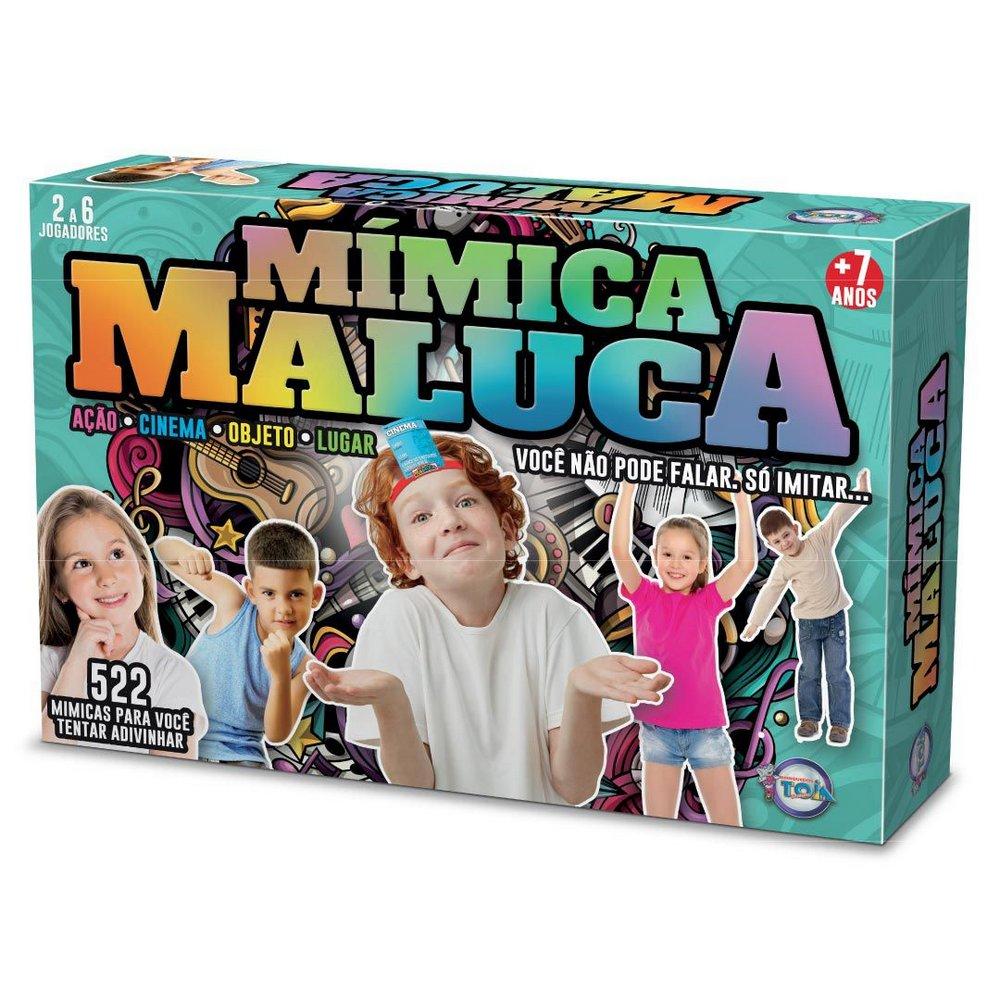 Mímica Maluca Toia