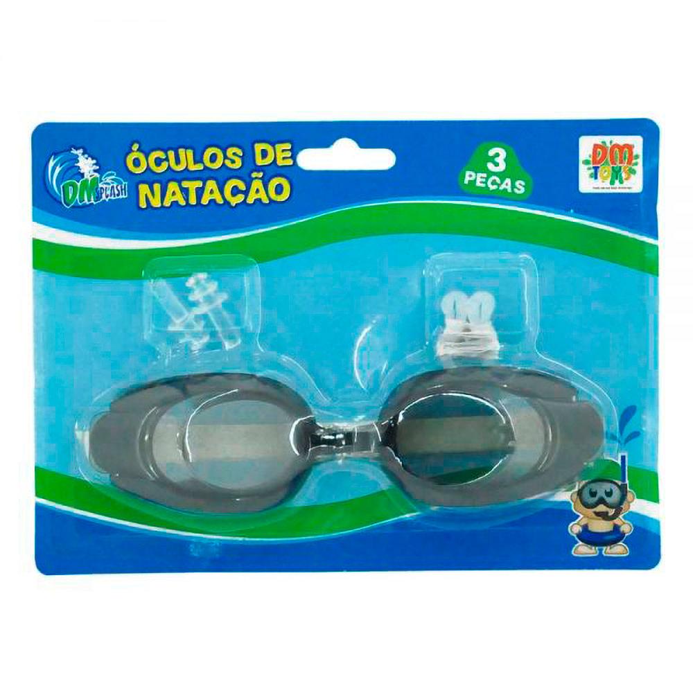 Óculos Para Natação Splash - Dm Toys