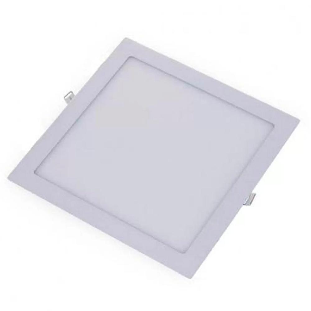Painel Led Quadrado Para Embutir 18w 6500k - Economax