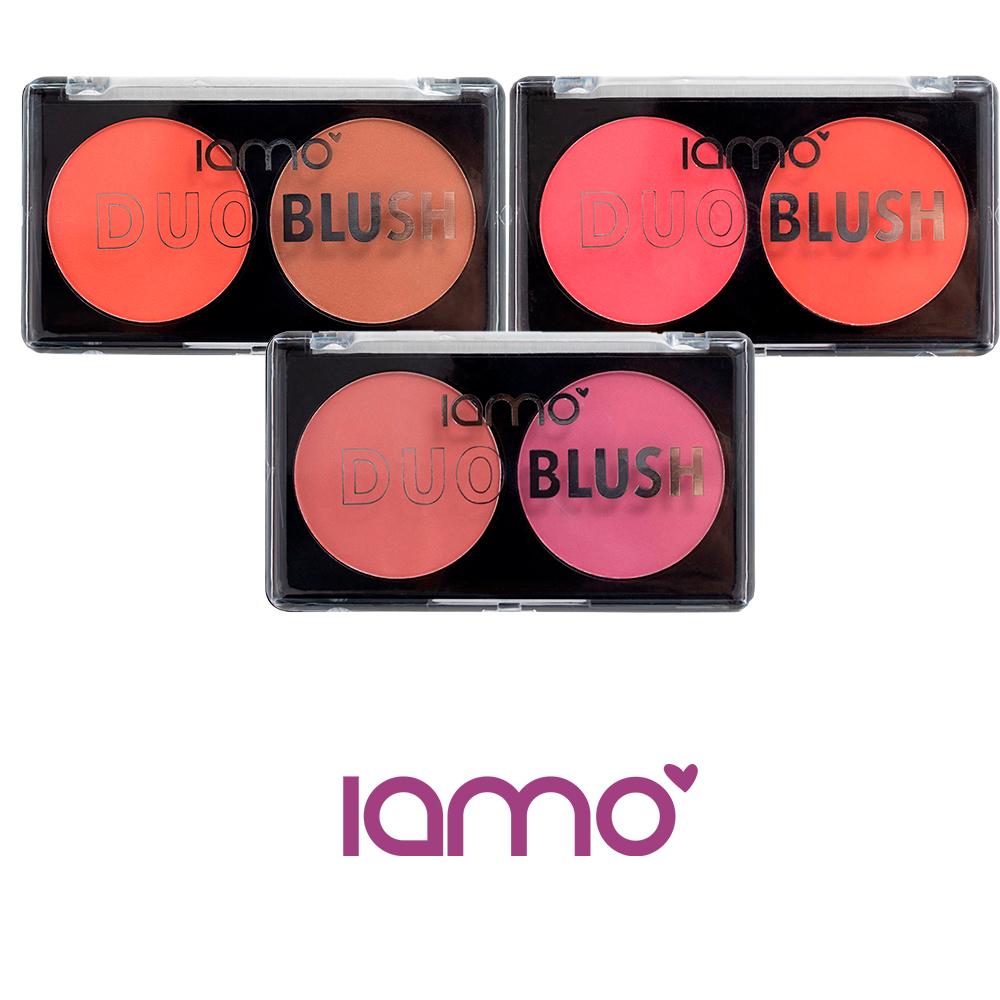 Paleta Duo Blush - Iamo