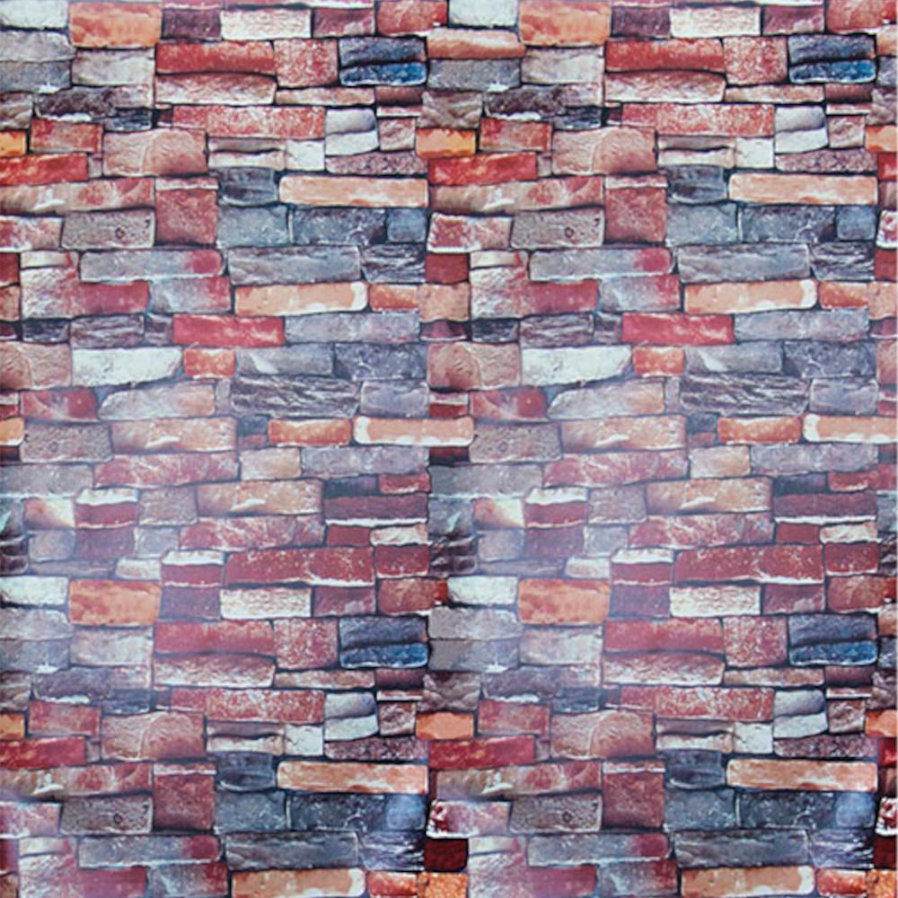 Papel De Parede 45x200cm Pedras Colors