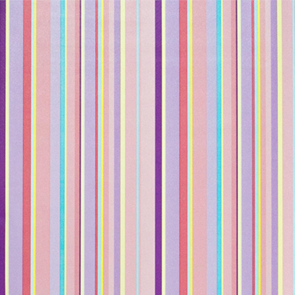 Papel De Parede 45x500cm Listras Color