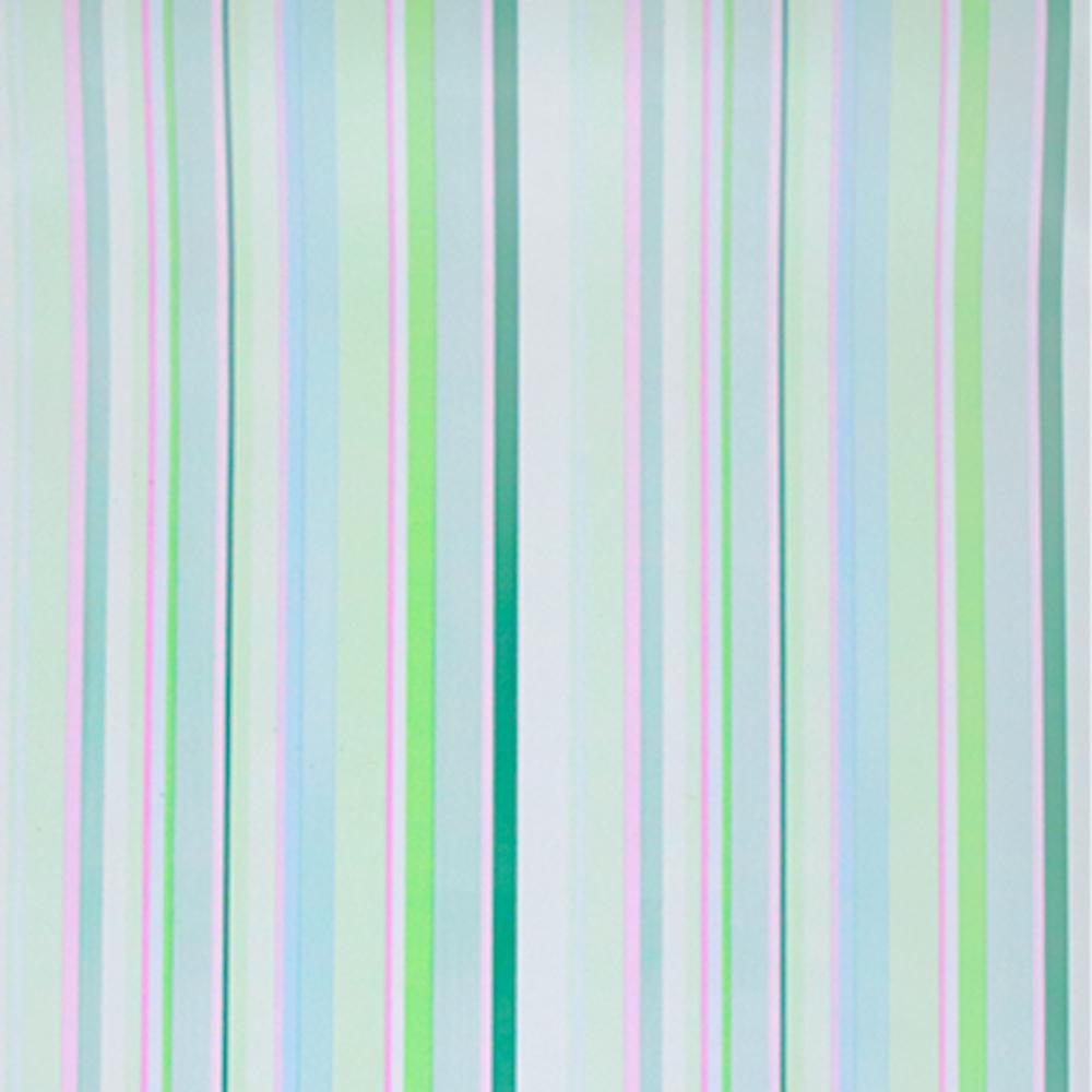Papel De Parede 45x500cm Listras Verdes
