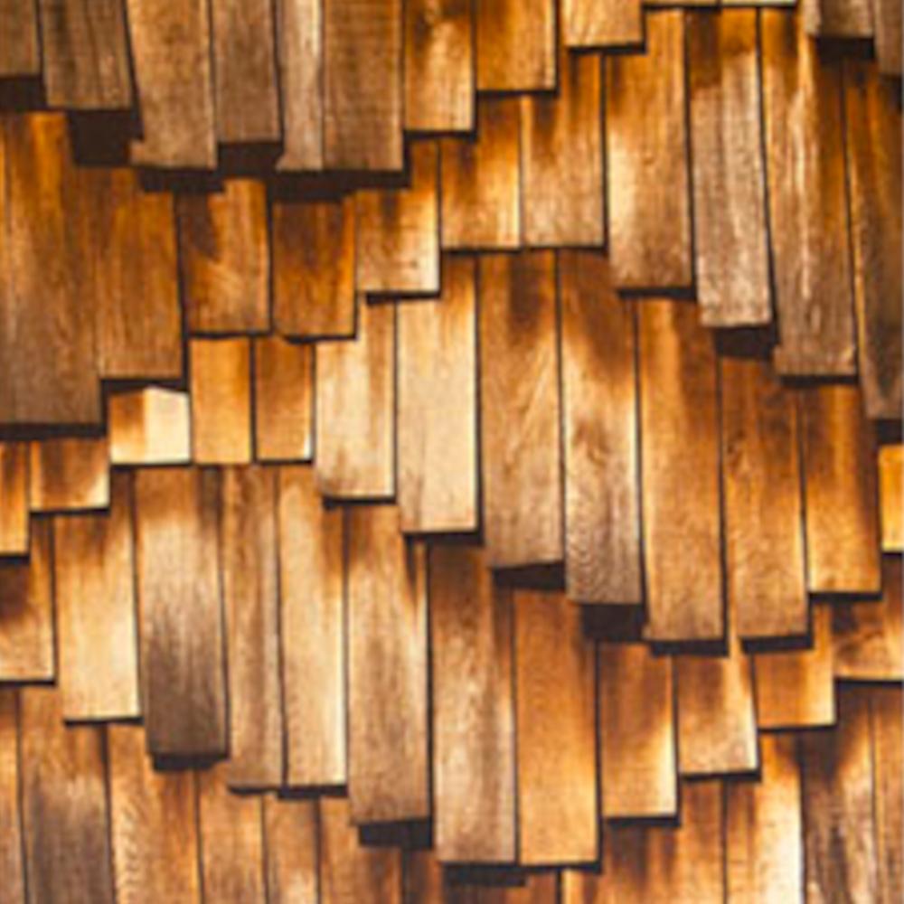 Papel De Parede 53x950cm 3d Wood