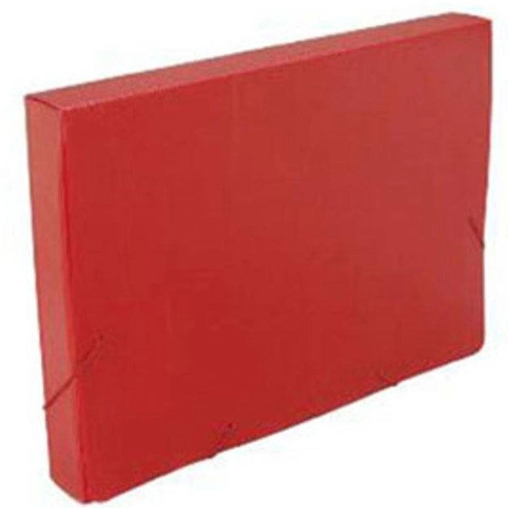 Pasta Polionda 35mm - Polibras Vermelho