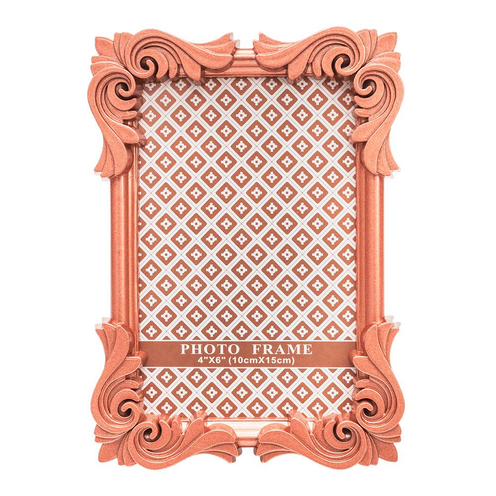 Porta Retrato 15x20cm Provençal Sortido Rosé - CHINATOWN