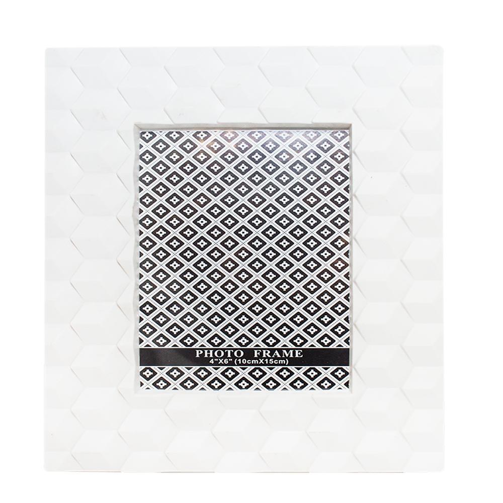 Porta Retrato Com Cubos 20x15cm - Yin's Home Sortido