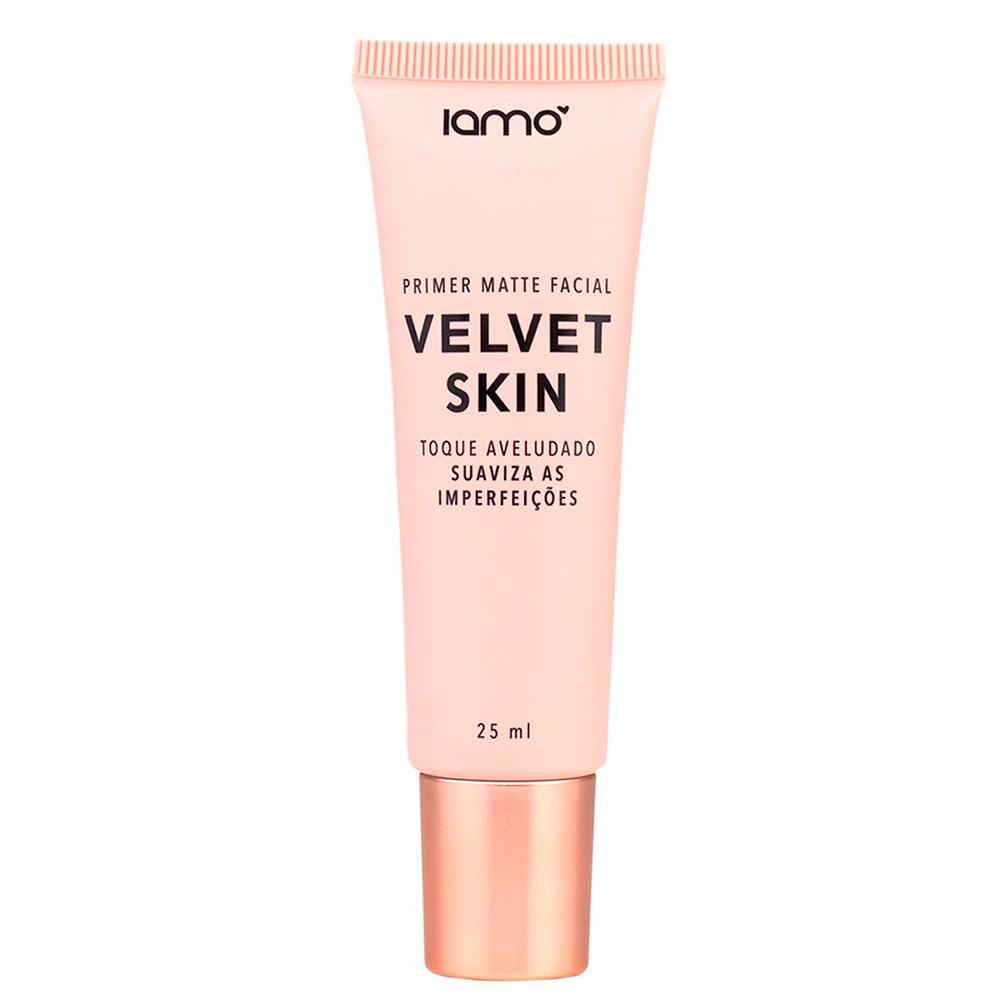 Primer Facial Velvet Skin - Iamo